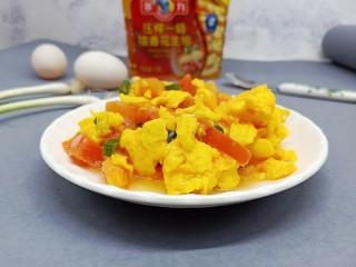 酸酸甜甜的番茄炒蛋,番茄炒蛋人人都爱、不仅颜色漂亮!味道极好!而且超级适合新手做!