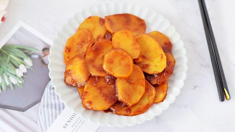 番茄土豆片