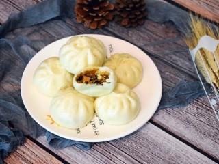 美味素包子——豆腐粉条黑木耳香菇馅