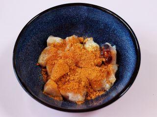 少油减脂的劲爆鸡米花,加入新奥尔良烤鸡粉(调料可以根据个人口味增减)
