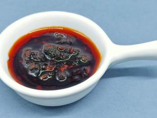 烤箱版【金针菇蒜香烤花蛤】,爱吃辣辣的花蛤辣椒酱是必备的