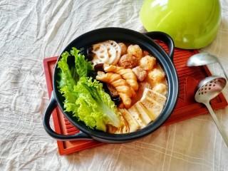 番茄芝士浓汤火锅,准备开吃啦!