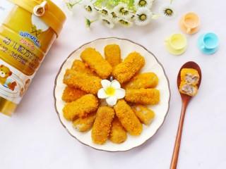 喜庆又好吃的黄金芋头酥,成品。