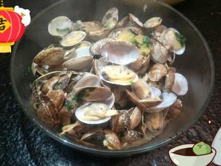 葱油炒花蛤——鲜美高蛋白菜