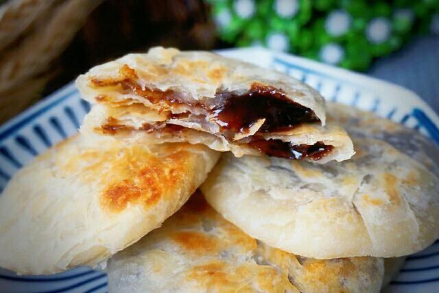 红糖香酥饼,香酥美味的红糖香酥饼,就完成啦!