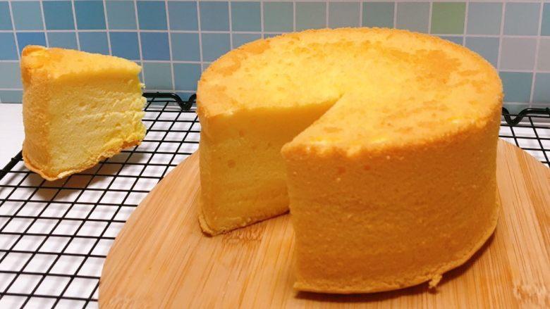 基础蛋糕胚