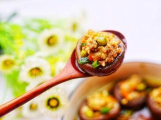 改良版香菇酿肉,怎么样,简单吧。