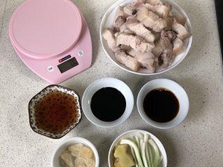"""秘制红烧肉-""""米饭杀手"""",其他材料备好"""