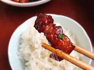 """秘制红烧肉-""""米饭杀手"""",肥瘦相间,切的又小,一口一个好过瘾😋"""