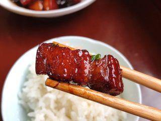 """秘制红烧肉-""""米饭杀手"""",来一口?"""