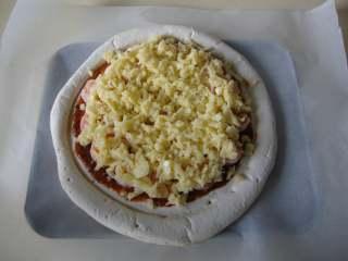 冬阴披萨,码上虾仁,撒马苏