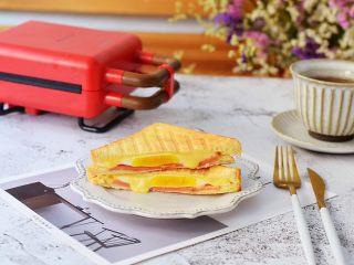 自制三明治,图三