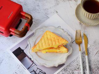 自制三明治,图二