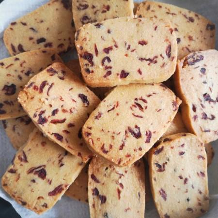 情人节之蔓越莓饼干