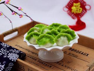 长长久久的翡翠白玉牛肉萝卜饺子