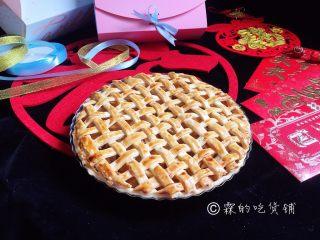 肉桂苹果派