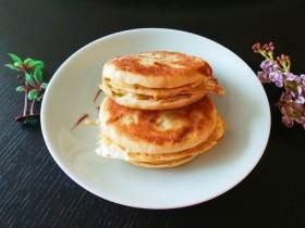 葱油蛋夹馍  新文美食