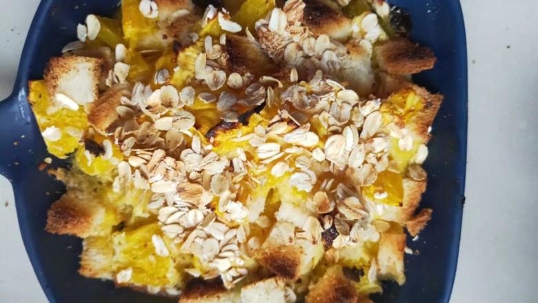 香橙的新吃法!!!好吃得不得了的减肥早餐~香橙烤土司