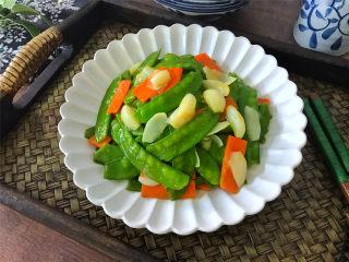 百合荷兰豆
