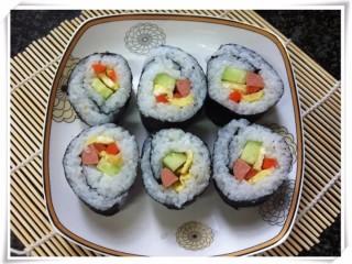 零厨艺寿司
