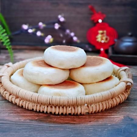香甜松软的喜饼