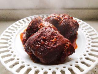 酱牛肉(高压锅版),晾凉一下,即可