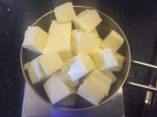 布里欧修汉堡面包🍔,加入冰冰凉凉的黄油小块100g