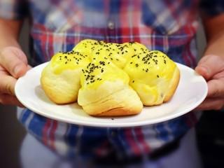 奶香葡萄干小面包(电饭锅版)