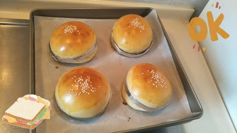 布里欧修汉堡面包🍔