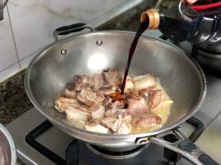 #猪年#酸酸甜甜就是我➕家常糖醋小排,加入两勺味极鲜(生抽)