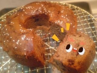 红糖枣泥蛋糕