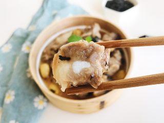 茶食之豆豉蒸排骨,一口一块排骨 可以让一整天都回味无穷