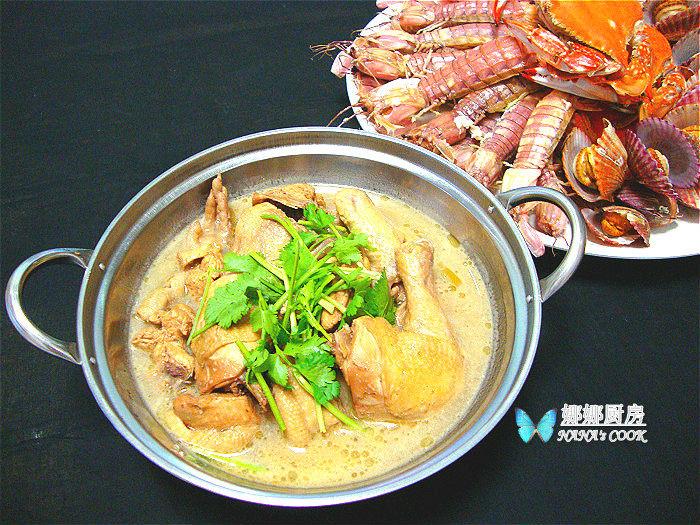 一锅出俩菜:大锅蒸海鲜