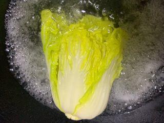 年后减脂—清水白菜,不要煮太软