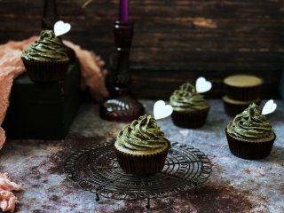 黑米杯子蛋糕