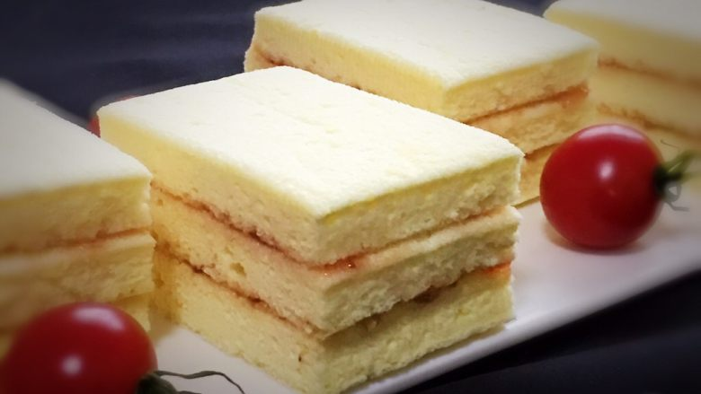 果酱奶酪蛋糕