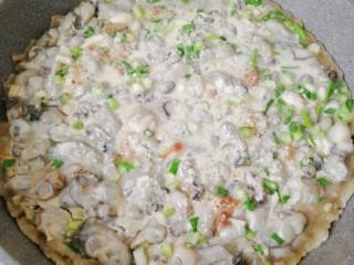 肉虾&蚝烙煎,这是另一盘,全部下生蚝。喜欢吃生蚝的看这里。