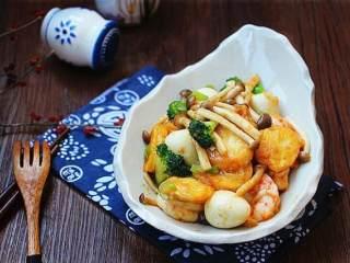 三鲜岛国豆腐