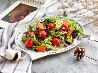 缤纷香醋蔬菜沙拉