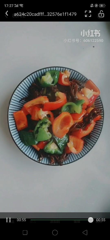 干鱿鱼这样做,不仅好吃的多吃一碗米饭,而且更有嚼劲