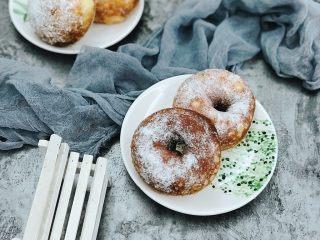 多拿滋面包(油炸),多拿滋甜甜圈