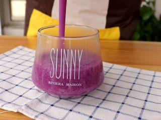 紫薯银耳糊/羹,不仅易消化,还不容易呛着咽着宝宝