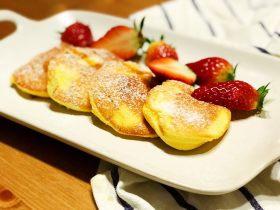 浅湘食光&日式舒芙蕾松饼
