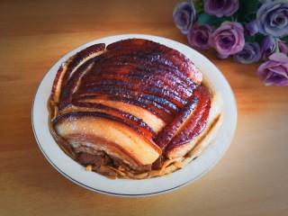 #猪五花#黄花菜扣肉