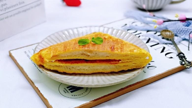 快手早餐~香蕉酸奶三明治