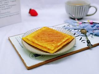快手早餐~香蕉酸奶三明治,简约而不简单,好吃不胖,减脂早餐。