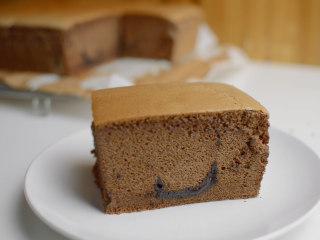 巧克力流心古早味蛋糕