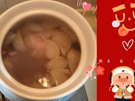 #猪肋排#白萝卜炖排骨汤