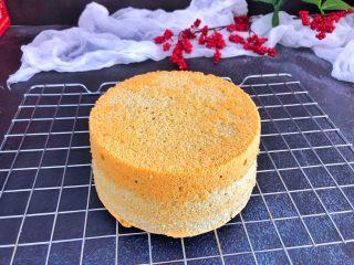 芝麻糊戚风蛋糕