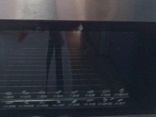 可以爆浆的香蕉酸奶吐司,烤箱180度预热
